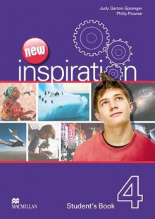 New Inspiration Level 4 Student Book av Judy Garton-Sprenger og Philip Prowse (Heftet)