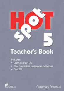 Hot Spot Level 5 Teachers Book Pack International av Rose Aravanis og Barbara MacKay (Blandet mediaprodukt)