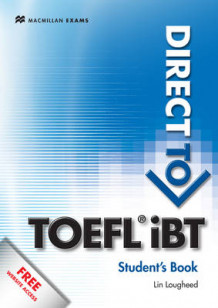 Direct to TOEFL iBT Student's Book with Website Access av Lin Lougheed og Pamela Vittorio (Blandet mediaprodukt)