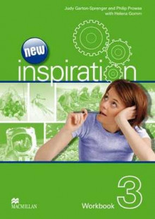New Inspiration 3 Workbook av Judy Garton-Sprenger og Philip Prowse (Heftet)