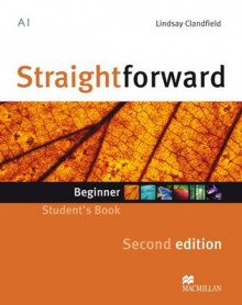 Straightforward Second Edition Student's Book Beginner Level av Lindsay Clandfield (Heftet)