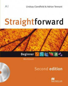 Straightforward Second Edition Workbook -Key & CD Beginner Level av Lindsay Clandfield og Adrian Tennant (Blandet mediaprodukt)