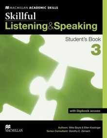 Skillfull - Listening and Speaking - Level 3 Student Book and Digibook av Mike Boyle og Ellen Kisslinger (Heftet)