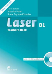 Laser Teacher Book Pack Level B1 + av Malcolm Mann og Steve Taylore-Knowles (Blandet mediaprodukt)