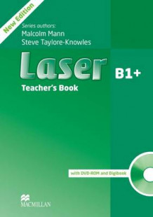 Laser Teacher's Book Pack Level B1+ av Malcolm Mann og Steve Taylore-Knowles (Blandet mediaprodukt)