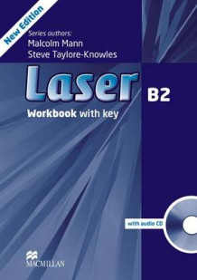Laser Workbook (+ Key) + CD Pack Level B2 av Malcolm Mann og Steve Taylore-Knowles (Blandet mediaprodukt)