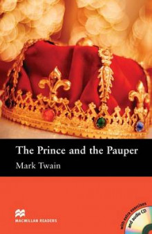 The Prince and the Pauper - Book and CD av Mark Twain (Blandet mediaprodukt)