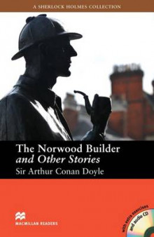 The Norwood Builder and Other Stories ( Sherlock Holmes ) ( Paperback with audio CD ) av Sir Arthur Conan Doyle (Blandet mediaprodukt)