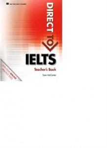 Direct to IELTS Teacher's Book and Webcode Pack av Sam McCarter (Heftet)