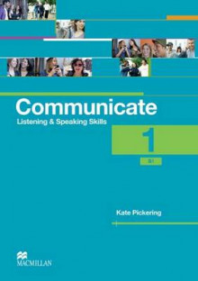 Communicate Student's Coursebook Level 1 av Kate Pickering (Heftet)