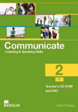 Omslag - Communicate Listening & Speaking Skills 2 (B1) Teacher's CD-ROM and DVD Pack