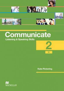 Communicate Student's Coursebook Level 2 av Kate Pickering (Heftet)
