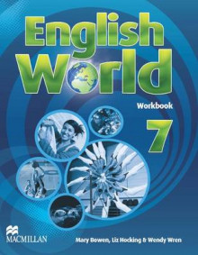 English World 7 Workbook with CD-ROM av Mary Bowen, Liz Hocking og Wendy Wren (Blandet mediaprodukt)