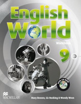 Omslag - English World 9 Workbook with CD-ROM