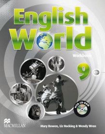 English World Workbook and CD-ROM Level 9 av Mary Bowen, Liz Hocking og Wendy Wren (Blandet mediaprodukt)