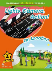 Macmillan Childrens Readers - Lights Camera Action - Level 4 av Kerry Powell (Heftet)