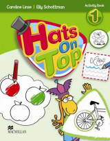 Omslag - Hats on Top Activity Book Level 1