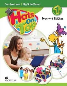 Hats On Top Teacher's Edition + Webcode av Caroline Linse (Annet bokformat)
