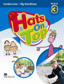 Hats On Top Big Book Level 3 av Caroline Linse og Elly Schottman (Heftet)