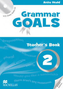 Grammar Goals: Teacher's Book Pack Level 2 av Anita Heald, Nicole Taylor og Michael Watts (Blandet mediaprodukt)