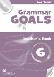 Grammar Goals: Level 6 : Teacher's Book Pack av Dave Tucker (Heftet)