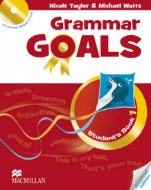Grammar Goals - Level 1 - Student's Book Pack - American English av Nicole Taylor (Blandet mediaprodukt)