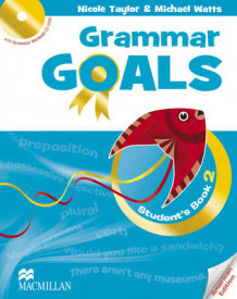 Grammar Goals - Level 2 - Student's Book Pack - American English av Nicole Taylor (Blandet mediaprodukt)