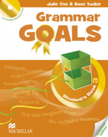 Grammar Goals - Level 3 - Student's Book & CD Rom - American English av Nicole Taylor (Blandet mediaprodukt)