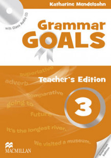 American Grammar Goals: Level 3: Teacher's Book Pack av Katharine Mendelsohn (Heftet)