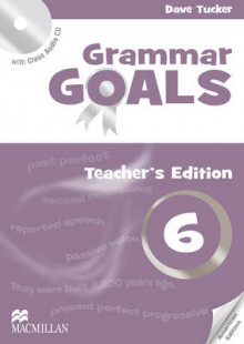 American Grammar Goals: Level 6 : Teacher's Book Pack av Dave Tucker (Heftet)