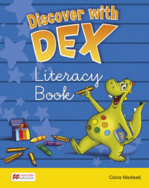 Discover with Dex 2 Literacy Book av Claire Medwell (Heftet)