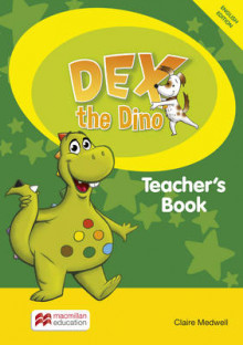 Dex the Dino Level 0 Teacher's Book av Sandie Mourao og Claire Medwell (Heftet)