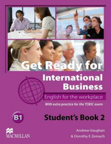 Get Ready for International Business - Student's Book 2 withTOEIC - B1 av Andrew Vaughan (Heftet)