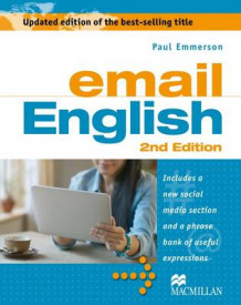 Email English Student's Book av Paul Emmerson (Heftet)