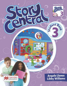 Story Central Level 3 Student Book Pack av Angela Llanas og Libby Williams (Blandet mediaprodukt)