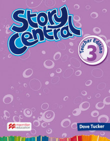 Story Central Level 3 Teacher Edition Pack av Dave Tucker (Blandet mediaprodukt)