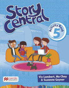 Story Central Level 5 Activity Book av Viv Lambert, Mo Choy og Suzanne Gaynor (Heftet)