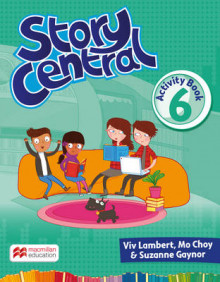 Story Central Level 6 Activity Book av Viv Lambert, Mo Choy og Suzanne Gaynor (Heftet)