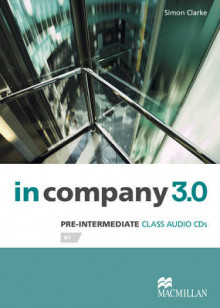 In Company 3.0 Pre-Intermediate Level av Simon Clarke (Lydbok-CD)