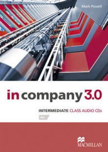 In Company 3.0 Intermediate Class Audio CDs (2) av Mark Powell (Lydbok-CD)
