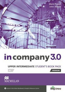 In Company 3.0 Upper Intermediate Student's Book Pack av Mark Powell og John Allison (Blandet mediaprodukt)