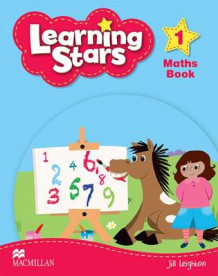 Learning Stars: Maths Book Level 1 av Jill Leighton (Heftet)