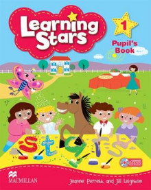 Learning Stars - Level 1 - Pupils Book Pack av Jeanne Perrett (Blandet mediaprodukt)
