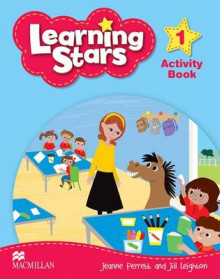 Learning Stars: Activity Book Level 1 av Jeanne Perrett og Jill Leighton (Heftet)