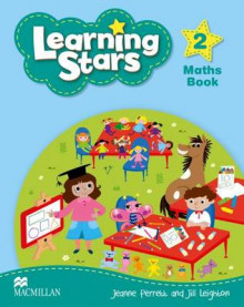 Learning Stars: Maths Book Level 2 av Jill Leighton (Heftet)