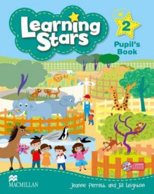 Learning Stars - Level 2 - Pupil's Book Pack av Jeanne Perrett (Blandet mediaprodukt)