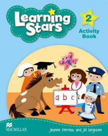 Learning Stars Level 2 Activity Book av Jeanne Perrett (Heftet)