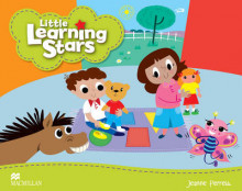 Little Learning Stars Pupil's and Activity Book Combined av Jeanne Perrett (Heftet)