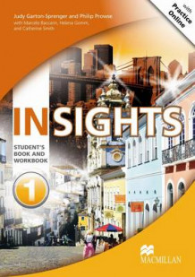 Insights Student's Book and Workbook with MPO Pack Level 1 av Judy Garton-Sprenger og Philip Prowse (Blandet mediaprodukt)