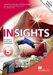Insights Student's Book and Workbook with MPO Pack Level 5 av Judy Garton-Sprenger (Pappbok)